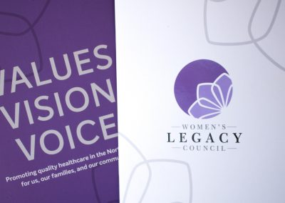 WLC - Brochure Front and Back - Silk Lamination