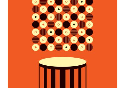 Fuzzy Ellis - Poster