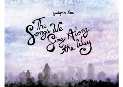 Gaelynn Lea - The Songs We Sing Album Art