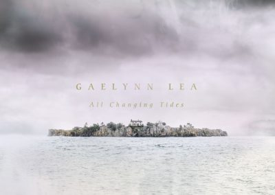 Gaelynn Lea - All Changing Tides Album Art