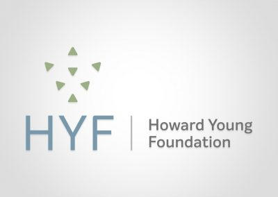 Howard Young Fondation - Logo Version 1