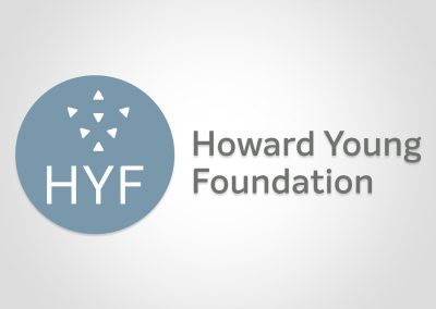 Howard Young Fondation - Logo Version 2