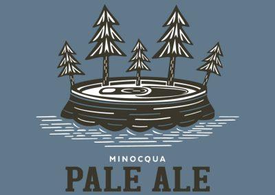 Minocqua Brewing Co. MPA