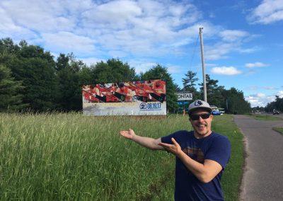 Minocqua Dragon Boat Festival Billboard
