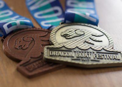 Minocqua Dragon Boat Festival Medals