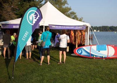 Minocqua Dragon Boat Festival Teardrop Banner