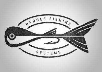 Paddle Fishing Systems - Logo