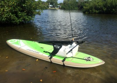 Paddle Fishing Systems - SUP Rig