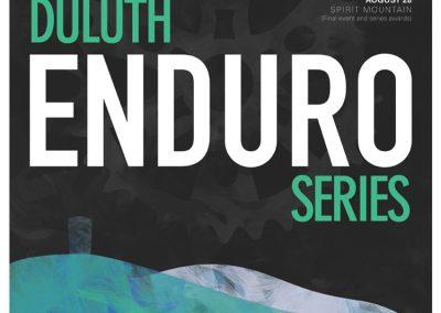 Duluth Enduro Series Poster