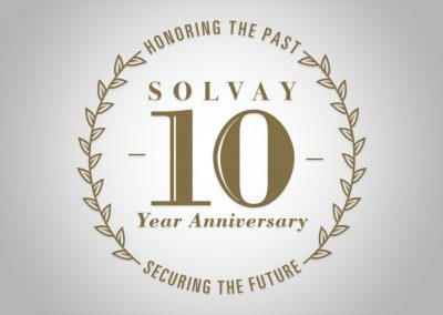 Essentia Health Solvay Badge